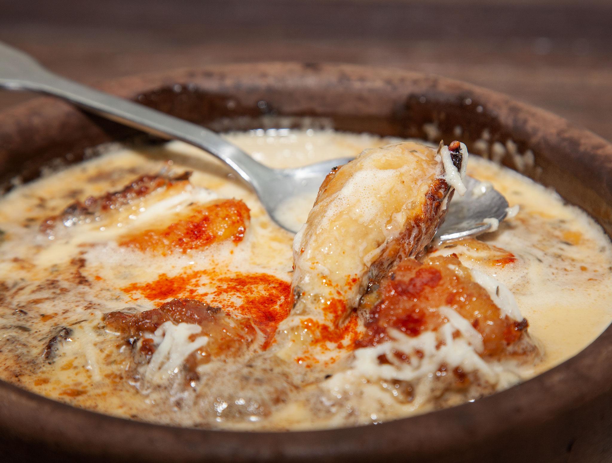 Tchkmerouli - plat typique géorgien