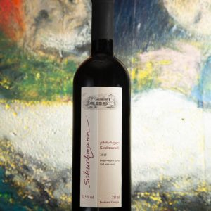 Kindmarauli Schuchmann - vin rouge géorgien moelleux